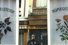 1990 Retrospective France North West and Paris, School Visit. (26) Lillebonne. 026