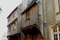 1990 Retrospective France North West and Paris, School Visit. (49) Bayeux. 049