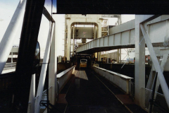 1990 Retrospective France North West and Paris, School Visit. (5) Dover. 005