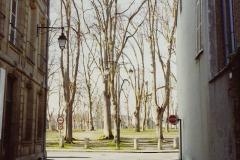 1990 Retrospective France North West and Paris, School Visit. (50) Bayeux. 050