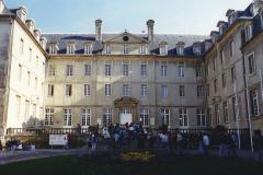 1990 Retrospective France North West and Paris, School Visit. (53) Bayeux. 053
