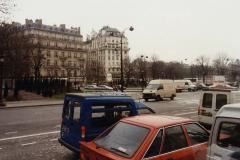 1990 Retrospective France North West and Paris, School Visit. (70) Paris. 070