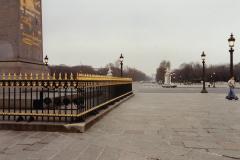 1990 Retrospective France North West and Paris, School Visit. (75) Paris. 075