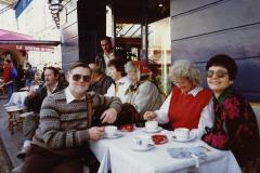 1990 Retrospective France North West and Paris, School Visit. (80) Paris. 080