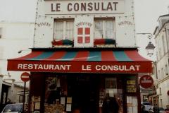 1990 Retrospective France North West and Paris, School Visit. (82) Paris. 082