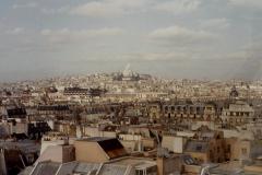 1990 Retrospective France North West and Paris, School Visit. (94) Paris. 094