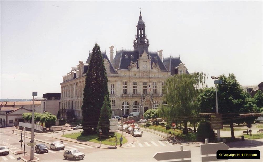 1994 France. (100) Limoges. 101