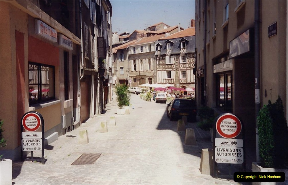 1994 France. (100a) Limoges.102
