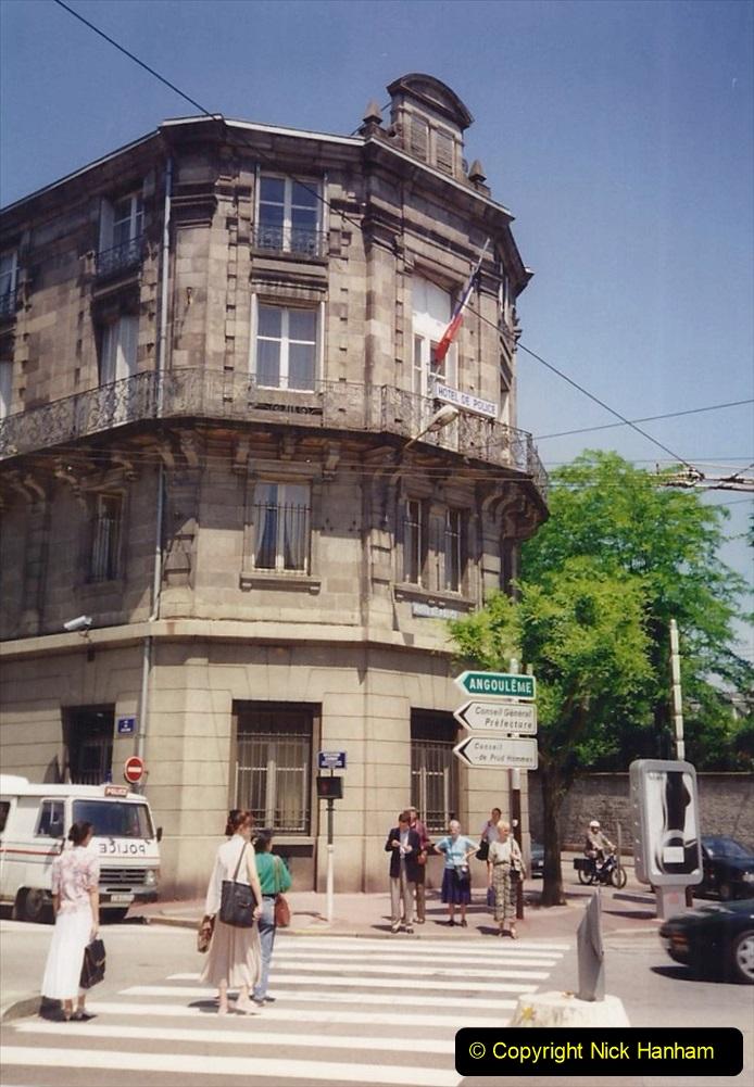 1994 France. (100c) Limoges.104