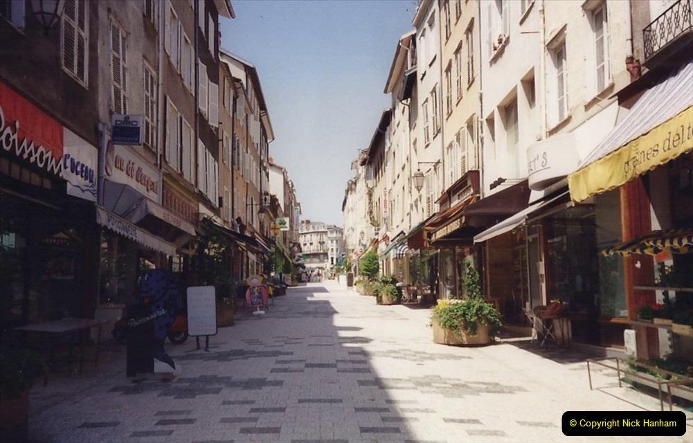 1994 France. (101) Limoges. 106