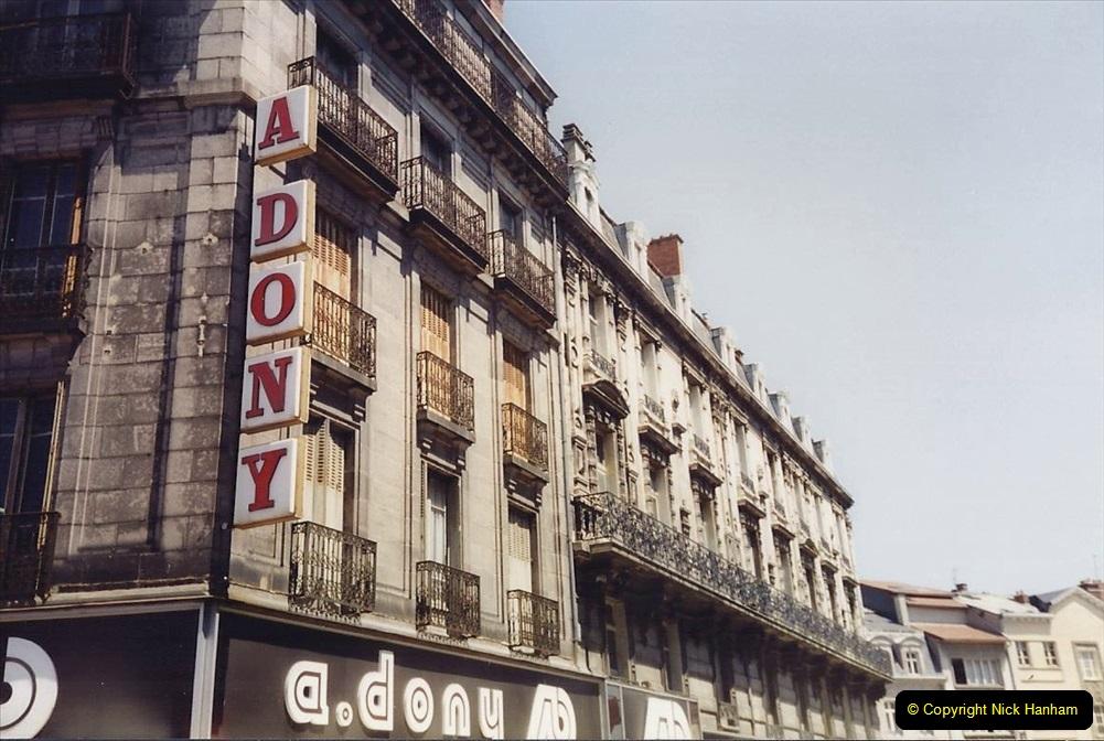 1994 France. (102) Limoges. 107