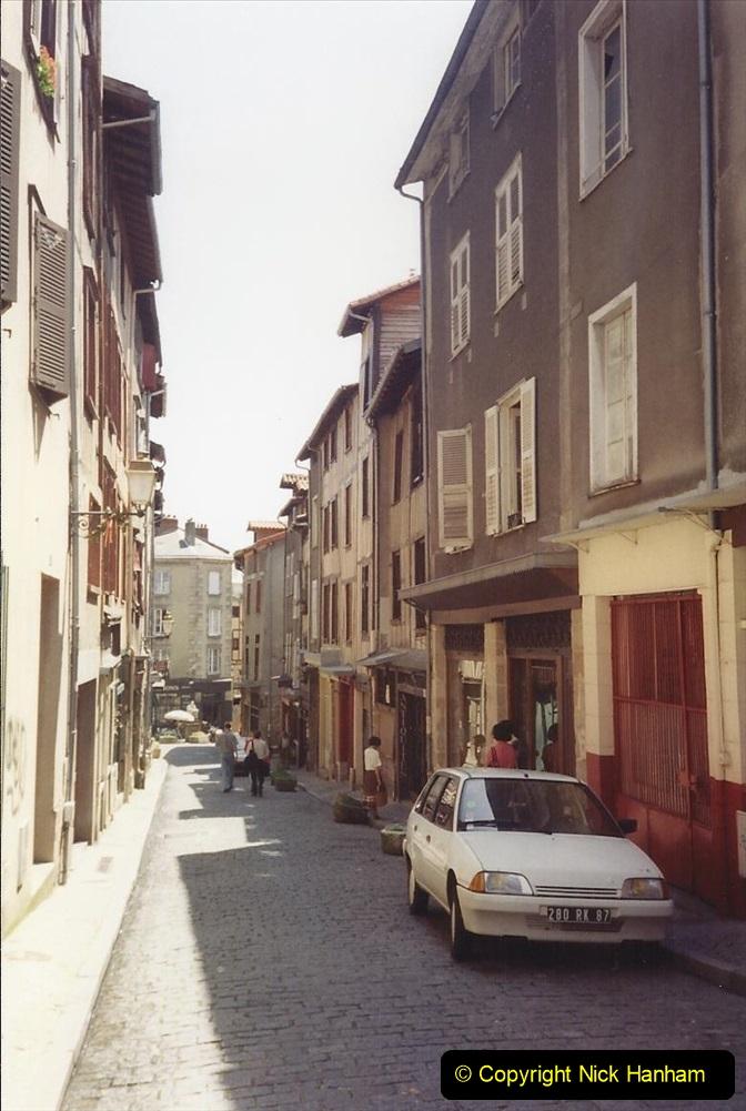 1994 France. (103) Limoges. 108