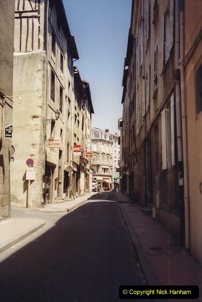 1994 France. (104) Limoges. 109
