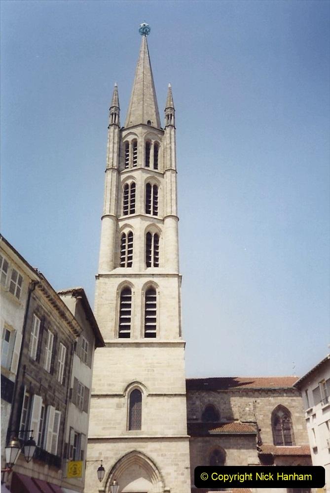 1994 France. (105) Limoges. 110