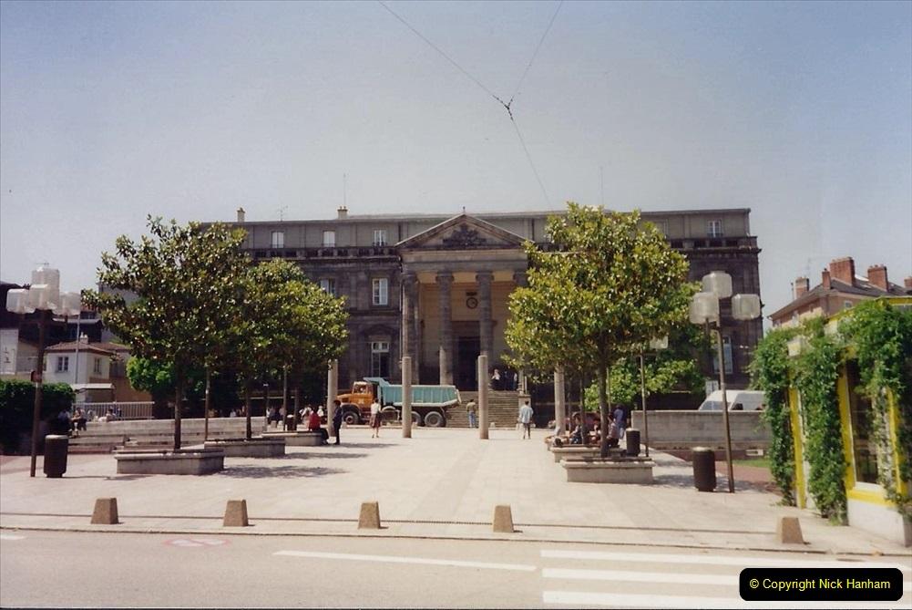 1994 France. (106) Limoges. 111