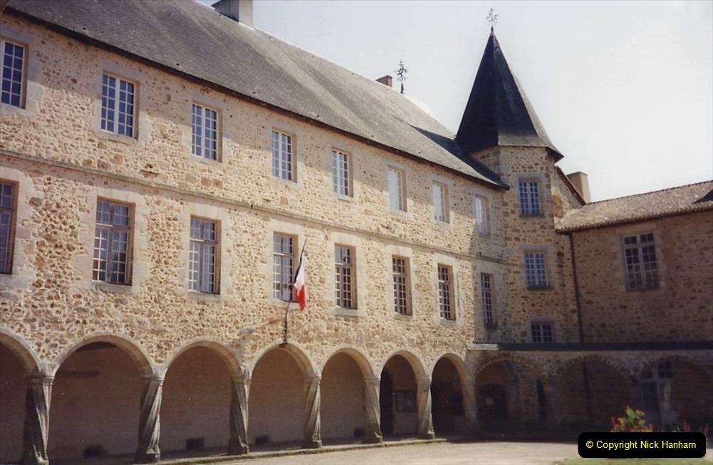 1994 France. (111) Rocheouart. 116