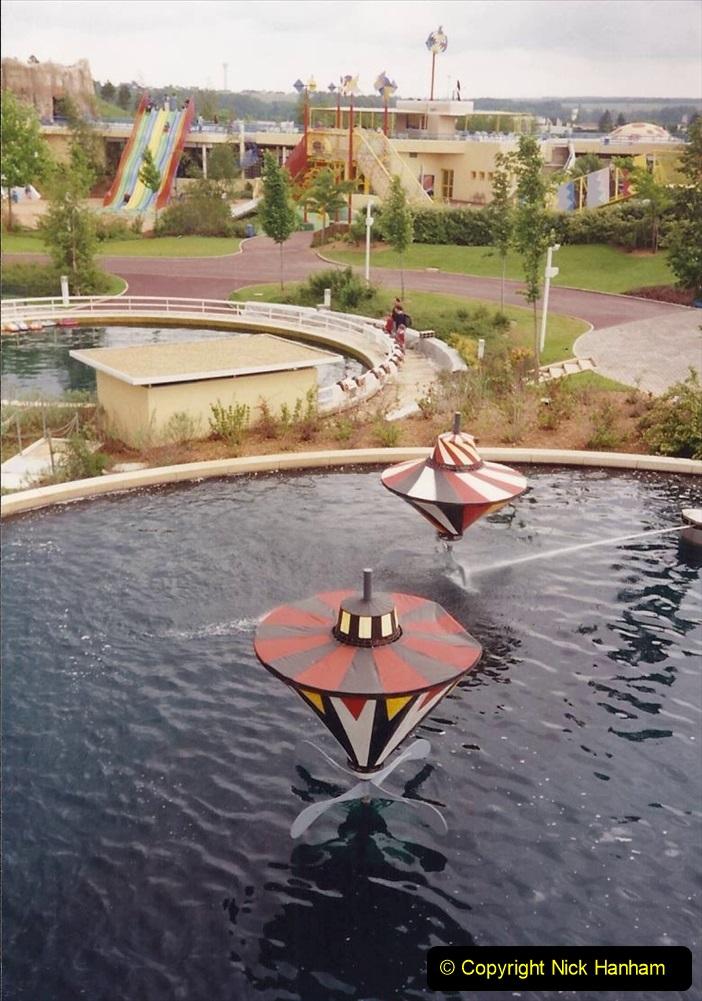 1994 France. (115) Futuroscope Theme Park. 120