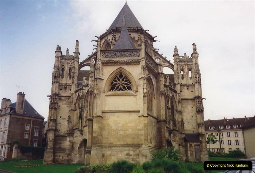 1994 France. (12) Falaice. 012