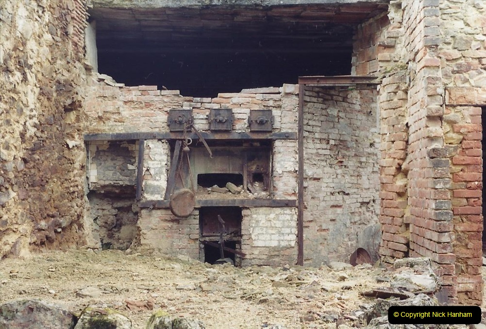 1994 France. (138) Oradour Sur-Glane was sacked by retreating German forces at the end of WW2. 143
