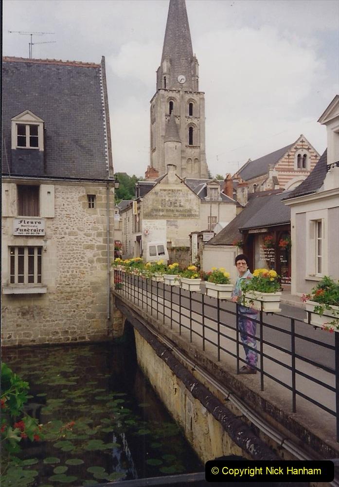 1994 France. (21) Langeais on the Loire. 021