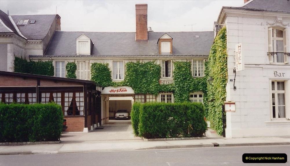 1994 France. (24) Langeais on the Loire. 024