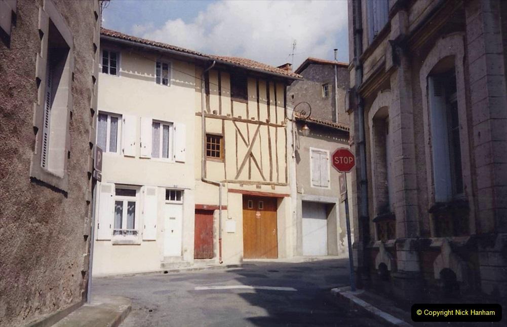 1994 France. (61) Confolens. 061