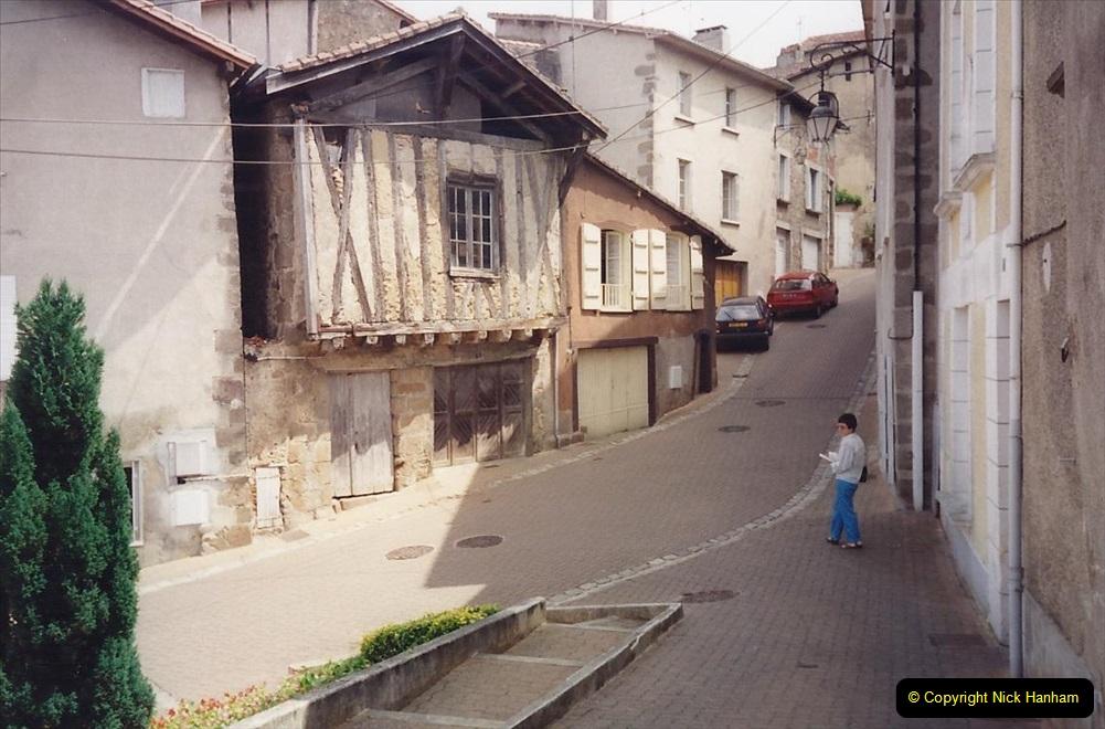 1994 France. (67) Confolens. 067