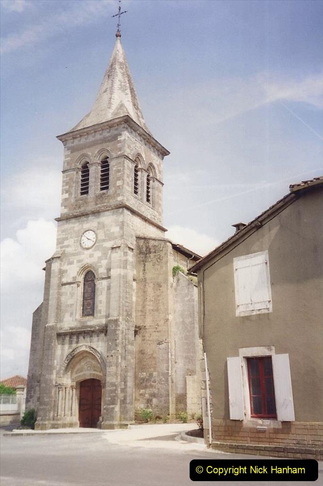 1994 France. (79) Charroux. 079