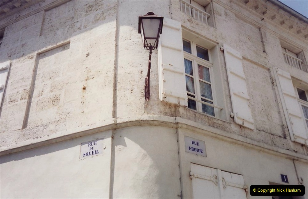 1994 France. (99a) Angouleme.100