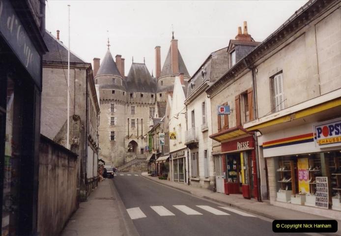 1994 France. (19) Langeais on the Loire. 019