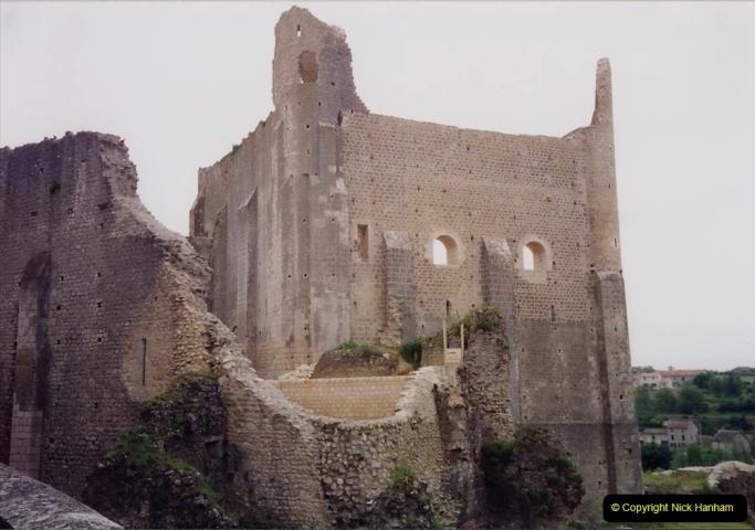 1994 France. (30) Chauvigny. 030