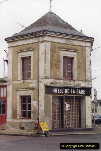 1994 France. (33) Chauvigny. 033