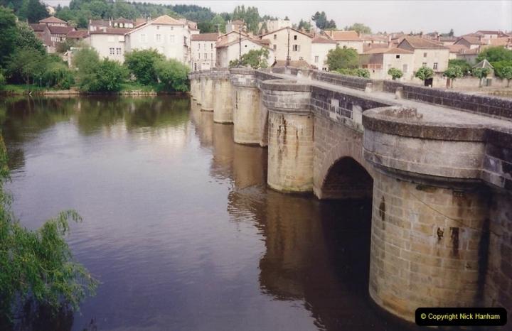 1994 France. (60) Confolens. 060