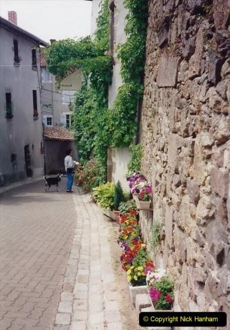 1994 France. (70) Confolens. 070
