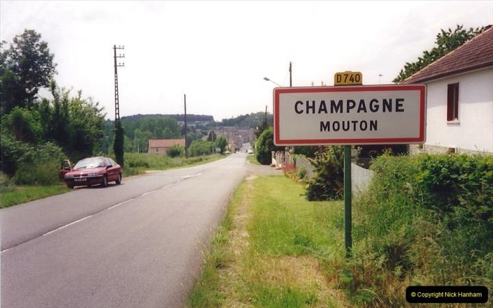1994 France. (81) Champagne. 081