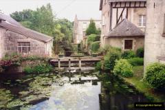 1994 France. (23) Langeais on the Loire. 023