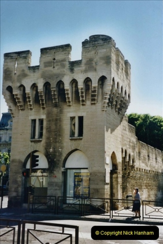 May 2001 France & Corsica. (18) Avignon France. 018