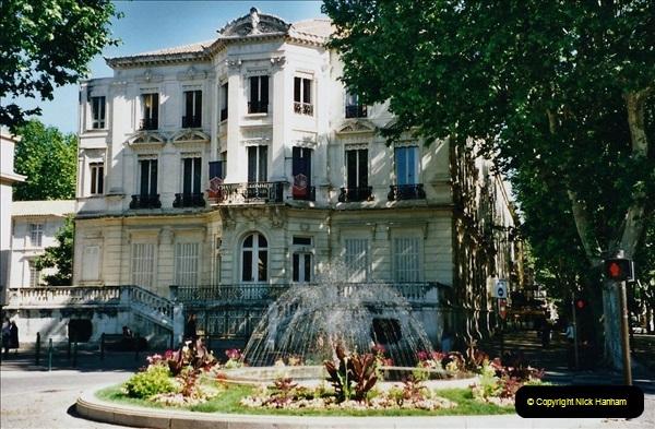 May 2001 France & Corsica. (19) Avignon France. 019