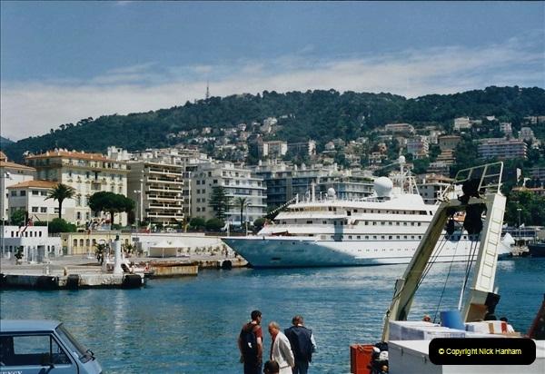 May 2001 France & Corsica. (223) Nice France. 222