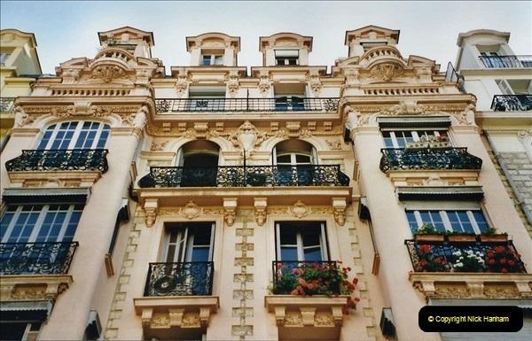 May 2001 France & Corsica. (233) Nice France. 232