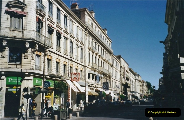 May 2001 France & Corsica. (25) Avignon France. 025