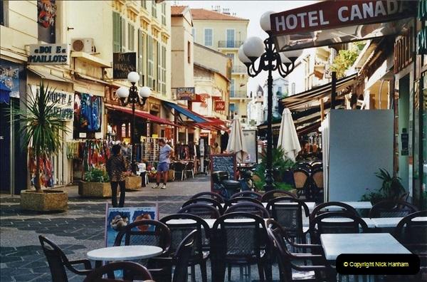 May 2001 France & Corsica. (253) Nice France. 252