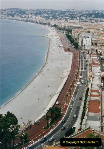 May 2001 France & Corsica. (256) Nice France. 255
