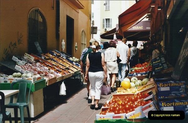 May 2001 France & Corsica. (267) Nice France. 266