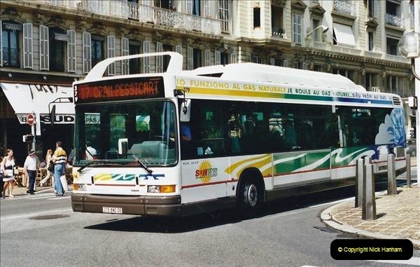 May 2001 France & Corsica. (274) Nice France. 273