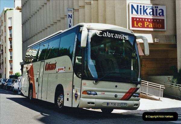 May 2001 France & Corsica. (275) Nice France. 274