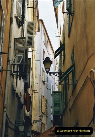 May 2001 France & Corsica. (284) Nice France. 283