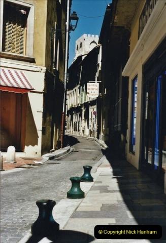 May 2001 France & Corsica. (34) Avignon France. 034