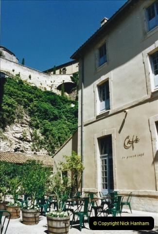 May 2001 France & Corsica. (43) Avignon France. 043