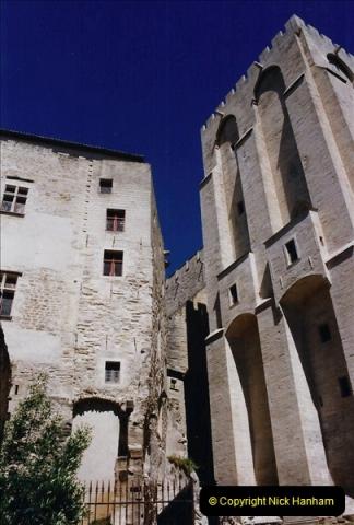 May 2001 France & Corsica. (44) Avignon France. 044